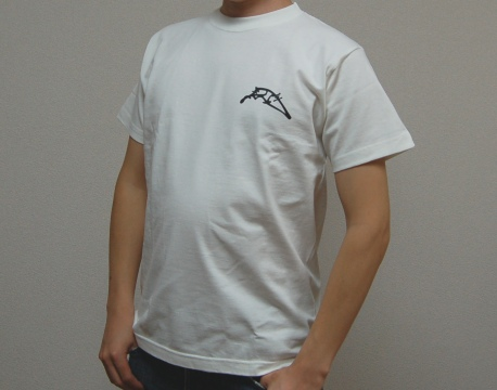 織田信長デザインTシャツ前面