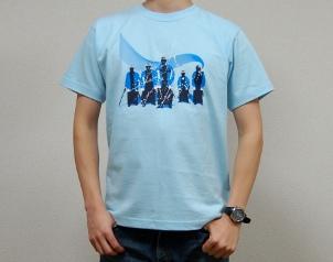 新撰組デザインTシャツ