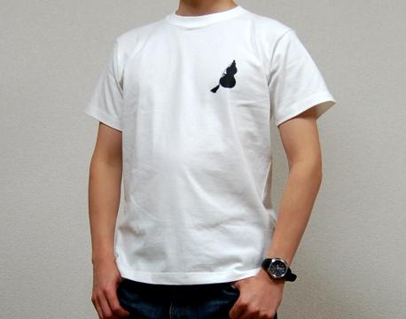 高杉晋作デザインTシャツ(フロント)