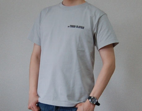 坂本龍馬「寺田屋事件」Tシャツ前面